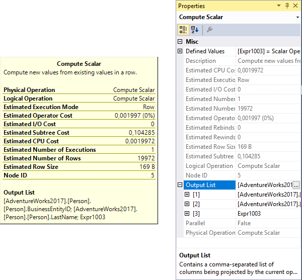 Execution plans 101: (back to) The basics - SQL Server Fast