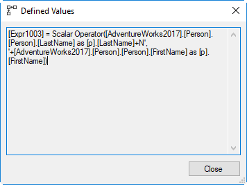 Execution plans 101: (back to) The basics - SQL Server Fast